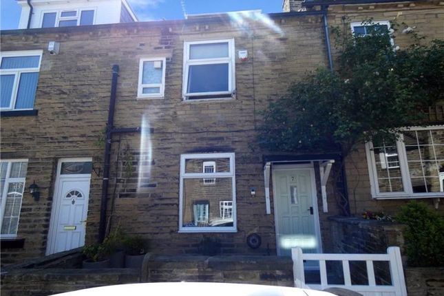 Thumbnail Terraced house to rent in Main Street, Cottingley, Bingley, West Yorkshire