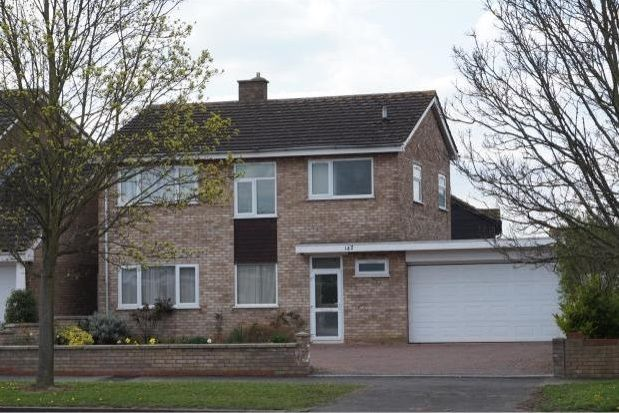 Thumbnail Detached house to rent in Putnoe Lane, Bedford