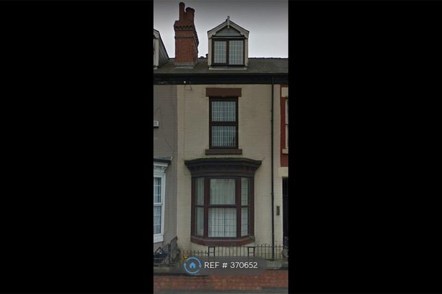 Thumbnail Terraced house to rent in Staniforth Road, Sheffield