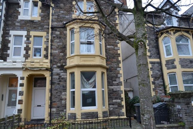 Thumbnail Shared accommodation to rent in 37, The Walk, Cathays, Cardiff, South Wales