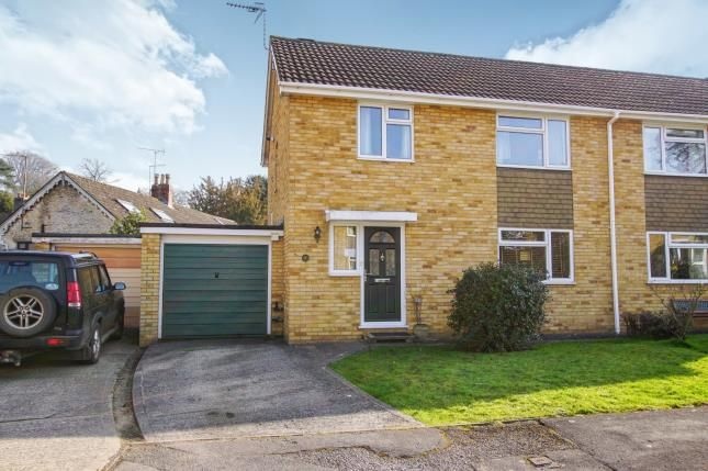 Thumbnail Semi-detached house for sale in Yellow Hundred Close, Dursley, Gloucestershire, .