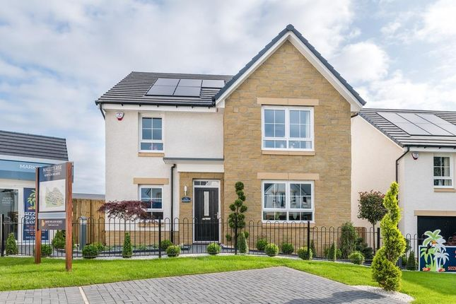"""4 bed detached house for sale in """"Ballater"""" at Barochan Road, Houston, Johnstone PA6"""