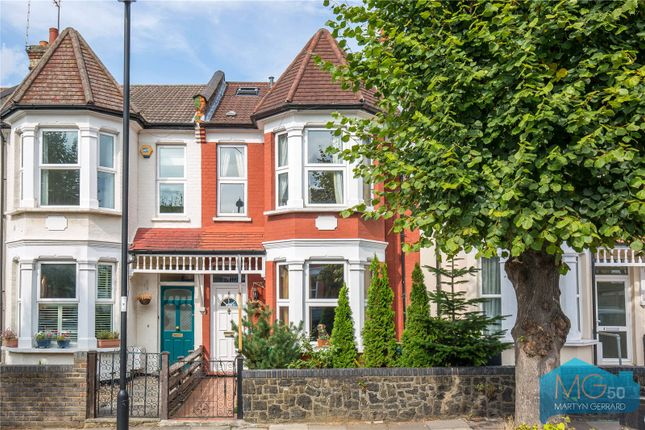 Thumbnail Terraced house for sale in York Road, Bounds Green, London