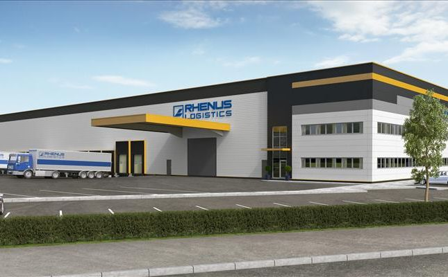Light industrial to let in Unit 1, Port Salford Way, Salford, Manchester, Greater Manchester
