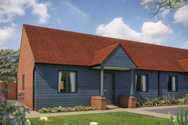 """2 bed terraced house for sale in """"The Pearmain"""" at Summertown, East Hanney, Wantage OX12"""