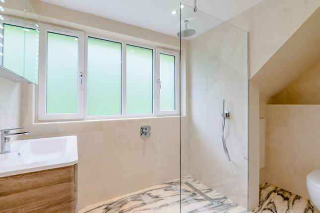 Shower Room of Challoners Gardens, Morpeth, Northumberland NE61