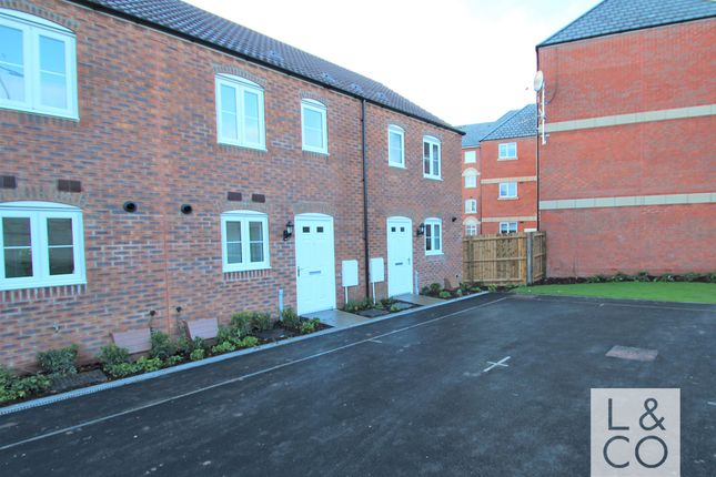 Thumbnail Terraced house to rent in Dominion Court, Newport