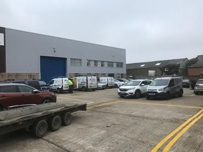 Thumbnail Light industrial for sale in Deacon Trading Estate, Knight Road, Strood, Rochester, Kent