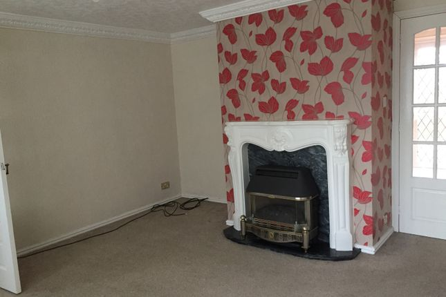 Thumbnail End terrace house to rent in Mile Road, Widdrington, Northumberland