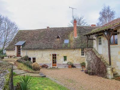 Thumbnail Property for sale in Luze, Indre-Et-Loire, France