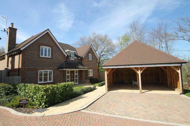 Thumbnail Detached house to rent in Horizon Close, Brasted, Westerham