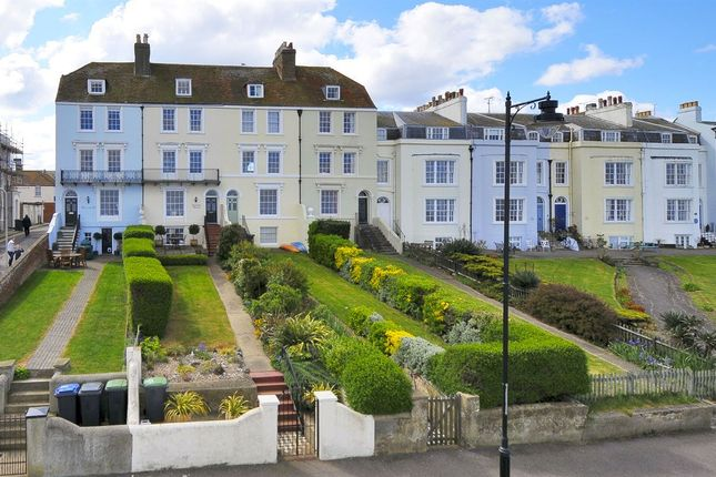 Thumbnail Terraced house for sale in Central Parade, Herne Bay