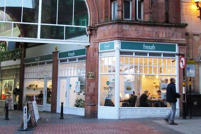 Thumbnail Restaurant/cafe for sale in City Arcade, Birmingham