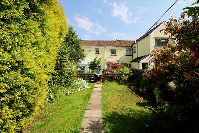 Thumbnail Terraced house for sale in Spencer Place, Hawthorn, Pontypridd