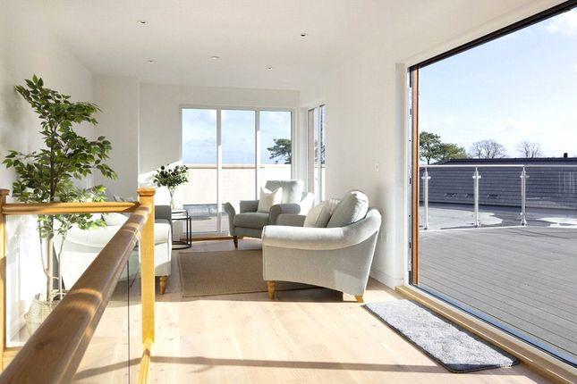 Thumbnail Flat for sale in Penthouse Apartment, Belvedere House, Granville Road, Lansdown, Bath