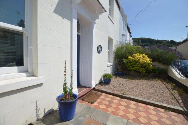 Front Courtyard of Albion Street, Shaldon, Devon TQ14