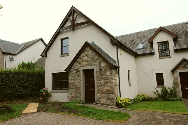 Thumbnail Semi-detached house for sale in Benvie Road, Fowlis, Dundee