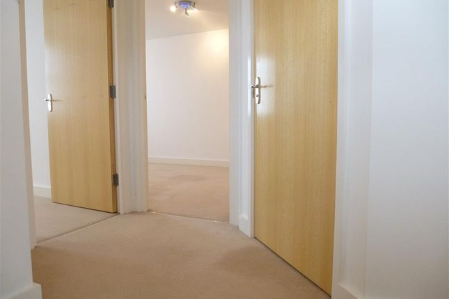 Hallway of Harvest Bank, Carterton OX18