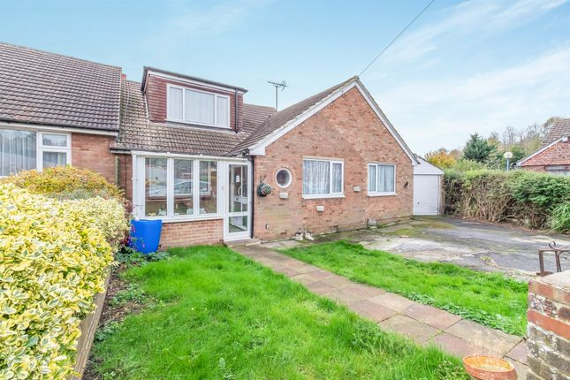 Thumbnail Detached bungalow for sale in Cooper Road, Snodland