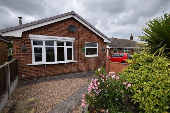 Thumbnail Detached bungalow for sale in Everetts Close, Tickhill, Doncaster