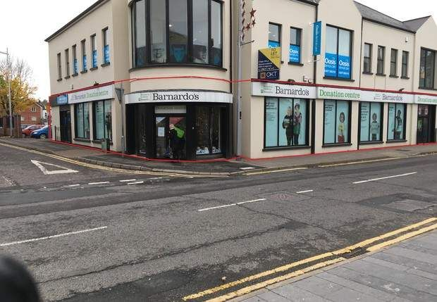 Thumbnail Retail premises to let in Railway Street, Strabane, County Tyrone