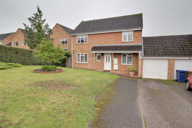 Thumbnail Link-detached house for sale in Popes Meade, Highnam, Gloucester