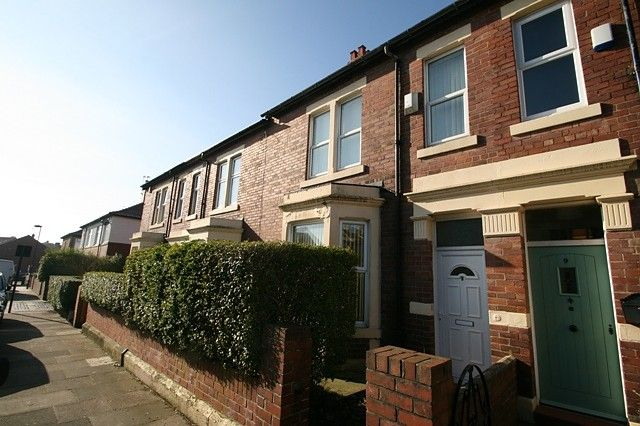 Thumbnail Property to rent in Beaumont Terrace, Gosforth, Newcastle Upon Tyne