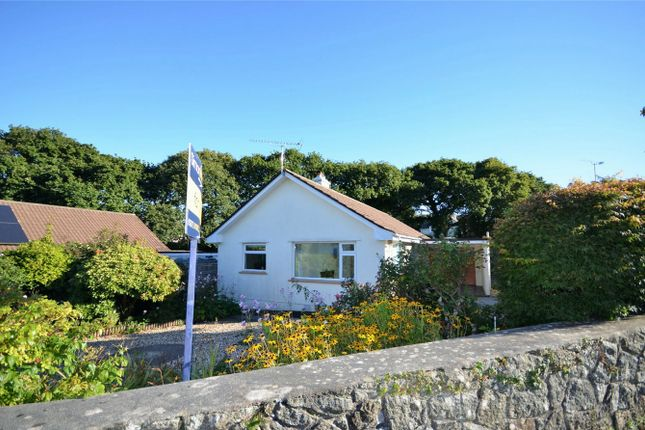 Thumbnail Detached bungalow for sale in Penoweth, Mylor Bridge, Falmouth, Cornwall