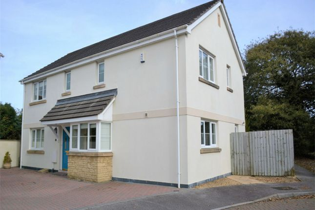 Thumbnail Detached house for sale in The Links, Falmouth