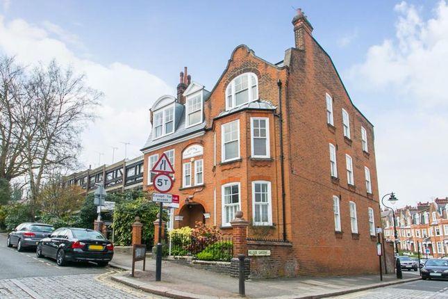 Thumbnail Flat to rent in Jacksons Lane, Highgate