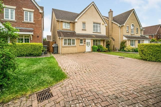 Thumbnail Detached house for sale in Tates Way, Stevenage, Hertfordshire, England