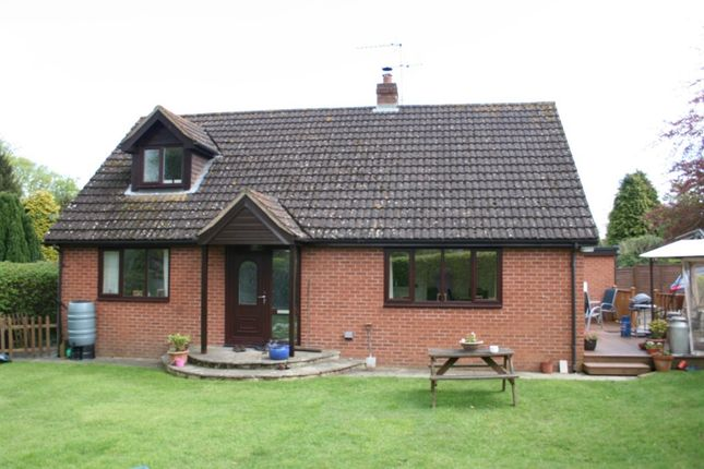 Thumbnail Detached house for sale in Beech Park, West Hill, Ottery St. Mary