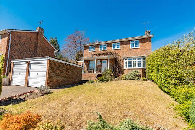 Thumbnail Detached house for sale in Longhope Drive, Farnham, Surrey