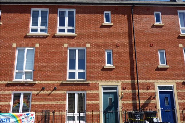 Thumbnail Terraced house to rent in Summer House Terrace, Yeovil, Somerset