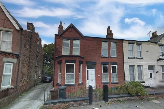 Thumbnail Semi-detached house for sale in Sandringham Road, Waterloo, Liverpool
