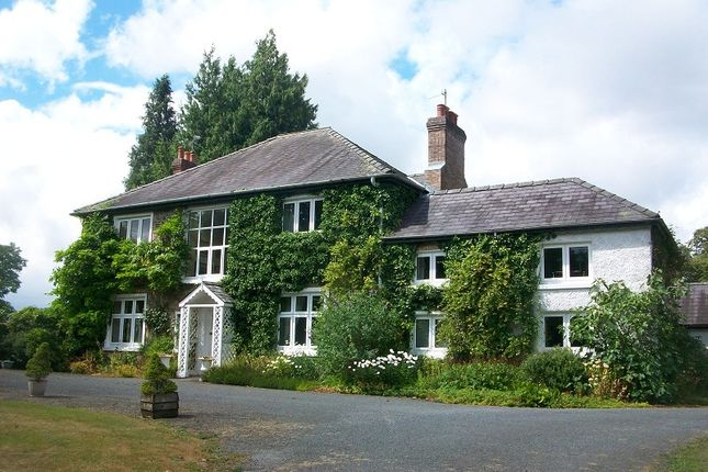 Thumbnail Detached house for sale in Nantgaredig, Carmarthen, Carmarthenshire.