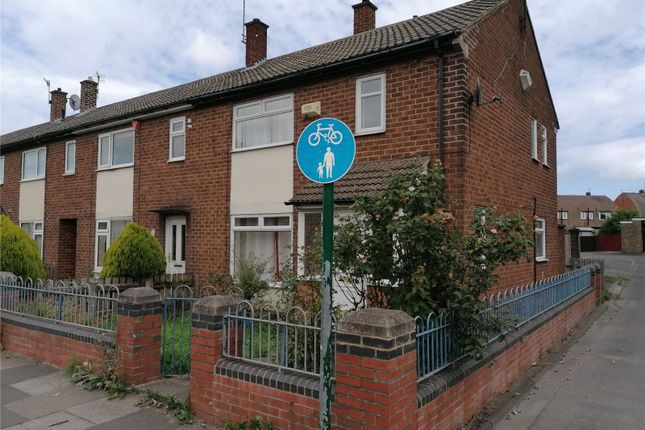 Thumbnail End terrace house to rent in Normanby Road, Middlesbrough