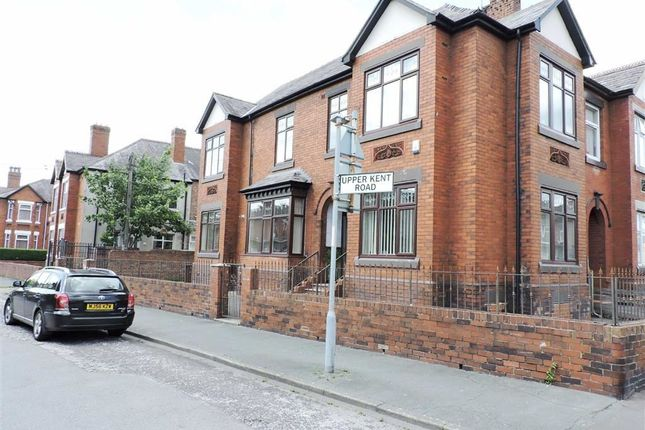 Thumbnail Semi-detached house for sale in Upper Kent Road, Manchester