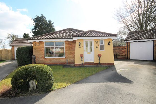 Thumbnail Detached bungalow for sale in Nursery Court, Nether Poppleton, York