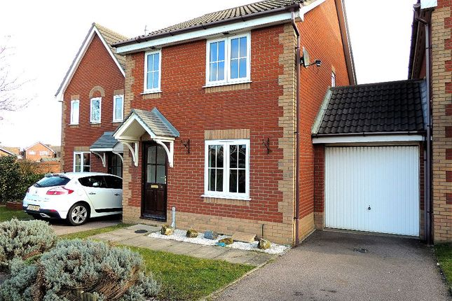 Thumbnail Link-detached house to rent in Harrop Dale, Carlton Colville, Lowestoft
