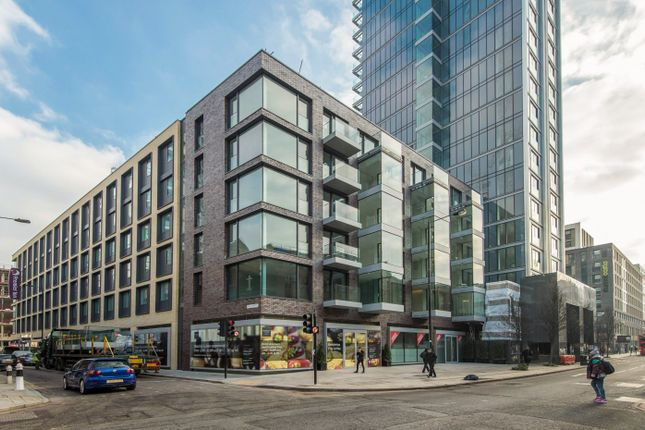 Thumbnail Flat for sale in Leman Street, Goodman's Fields, London