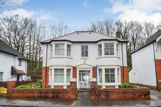 Thumbnail Detached house for sale in Ty Draw Road, Penylan, Cardiff, South Glamorgan