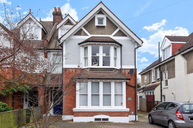 Thumbnail Semi-detached house for sale in Park Hill Road, Wallington