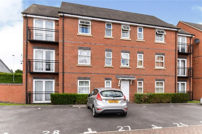 Thumbnail Flat for sale in Trinity Street, Loughborough