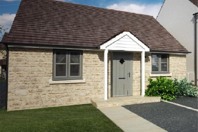 Thumbnail Detached bungalow for sale in Plot 43, The Charlbury, Blunsdon Meadow, Swindon