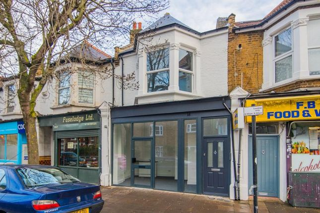 Thumbnail Terraced house for sale in Acton Lane, London
