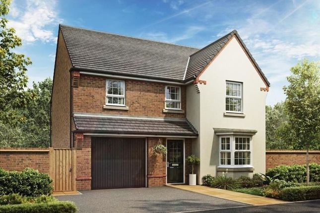 Thumbnail Detached house for sale in Dixon Drive, Chelford, Macclesfield