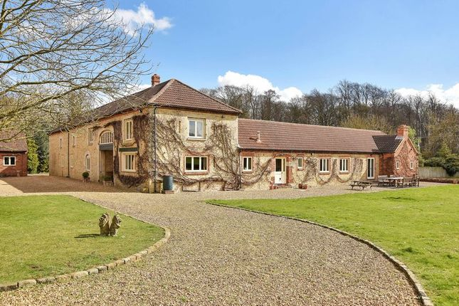 Thumbnail Barn conversion for sale in Springfield Barn, The Avenue, Barnsdale, Oakham