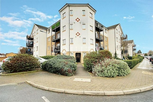Thumbnail Flat for sale in Bradmore Court, Enstone Road, Enfield