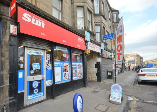 Thumbnail Retail premises for sale in Cadzow Place, Abbeyhill, Edinburgh